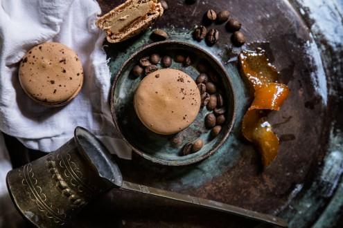 Coffee-macaron 7